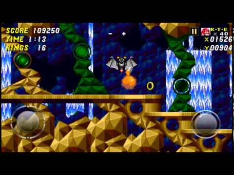 how to get debug mode in sonic 3