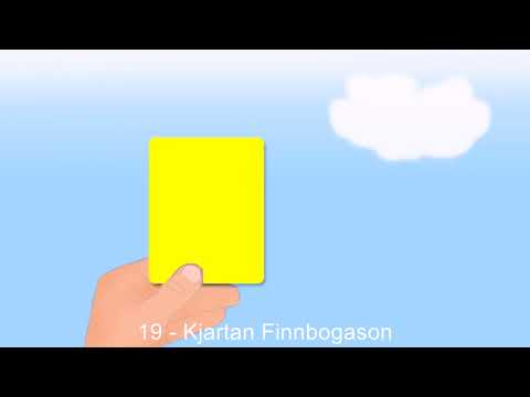 Superliga - 19.11.2017 AC Horsens against OB ---------------------------------- 0 - 0 ---------------------------------- 19' - Kjartan Finnbogason (Yellow Card) 41' - Izunna...
