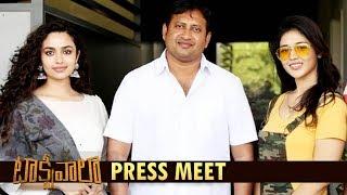 Taxiwala Movie Press Meet || Vijay Devarakonda, Priyanka Jawalkar, Malvika Nair