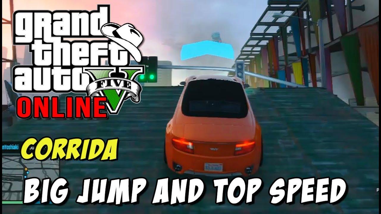 how to get top speed in gta 5 online