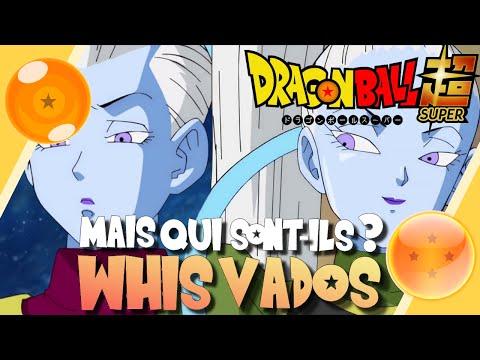 Whis et Vados Mais qui sont-ils ? | Débat&Discussion | DRAGON BALL SUPER thumbnail