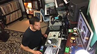 SMBB4: live hiphop beat building using 1 song to sample Original air date: 5/28/17