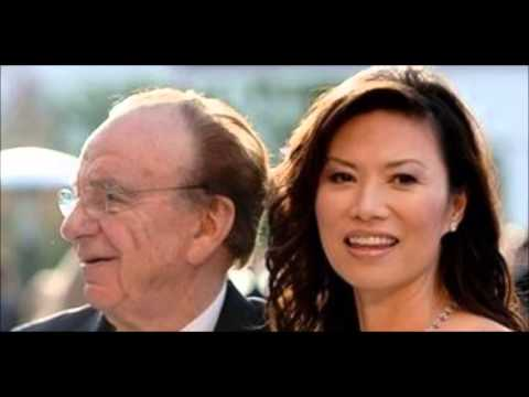 Who Is Wendi Deng Murdoch?