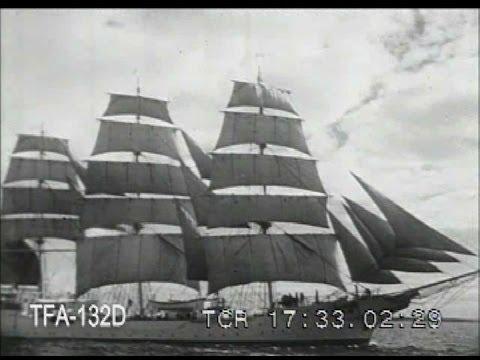 Windjammer Thrills, 1953