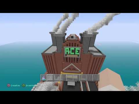 Minecraft: Gotham City Part 6 - Wayne Tower/ ACE Chemicals