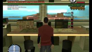 gta SA camera hack v1.2 showing