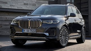 2019 BMW X7 - Driving, Interior, Exterior