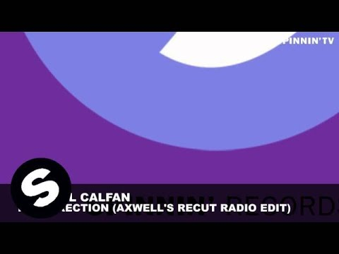 Michael Calfan - Resurrection (Axwell's Recut Radio Edit) [Cover Art Video] Music Videos