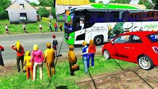 Jallikattu TamilanDa/Bus PAINTING IN SCANIA|ETS2....