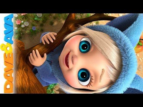 😜 Nursery Rhymes & Baby Songs | Dave and Ava | Kids Songs 😜