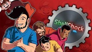 The FRIEND Murderer! | Mexican FireWork Stand Off! (Shellshock Live w/ Friends)