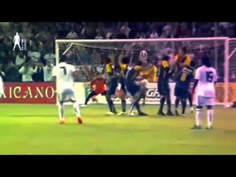 Màn Trình Diễn Đẳng Cấp Của Cristiano Ronaldo, Những pha sút phạt mang thương hiệu