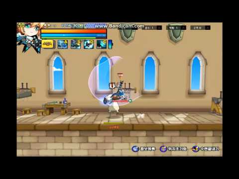 [Elsword] Shelling Guardian New Combos ~ by Aquana