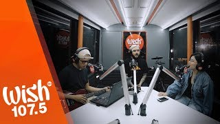 "Route 83, Mr. Kingspade perform ""Alive"" LIVE on Wish 107.5 Bus"