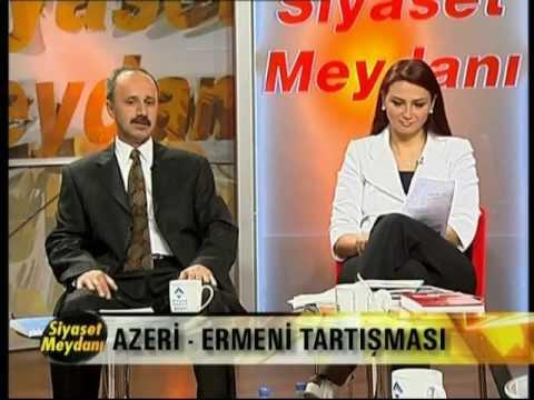 SİYASET MEYDANI  Çözüm AZERİ-ERMENİ TARTIŞMASI