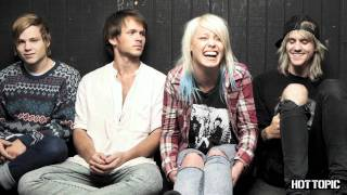 Watch Tonight Alive Let It Land video