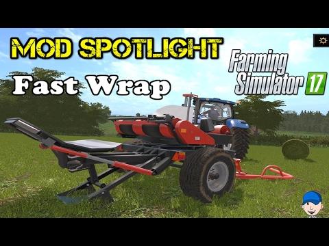 Farming Simulator 17   Mods Ursus Z586 Fast Wrap v 1 0