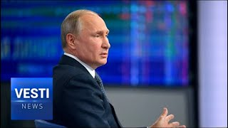 Putin Doubles Down! Russia Won't Change Her Policies Because of US Sanctions or Bullying!