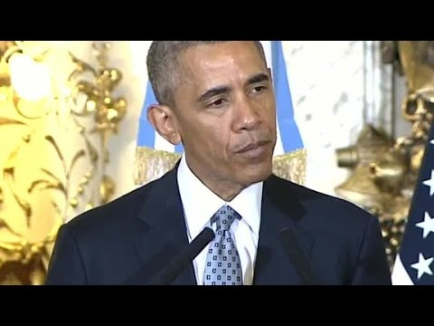 Obama: Destroying ISIS is 'a top priority'