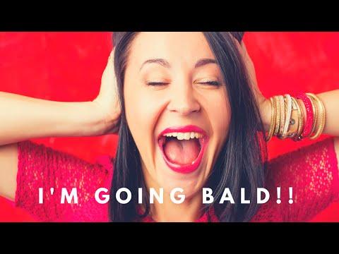 Extreme Hair Loss, Postpartum Shedding, Going Bald Hair Repair Tutorial