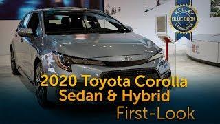 2020 Toyota Corolla - First Look