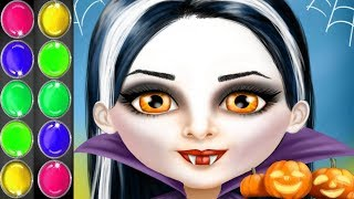 Sweet Baby Girl Halloween Fun - Spooky Makeover & Dress Up Party - Play Fun Halloween Games For Kids