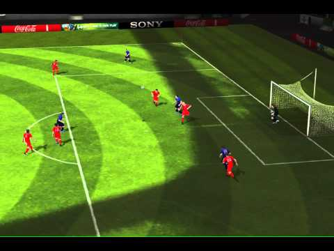 FIFA 14 iPhone/iPad - Turkey vs. Netherlands