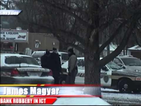 Wichita Kansas Bank of America Robbery