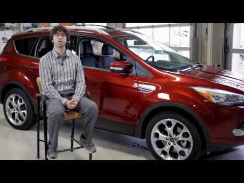 2014 Ford Escape - Capital Ford Lincoln Regina