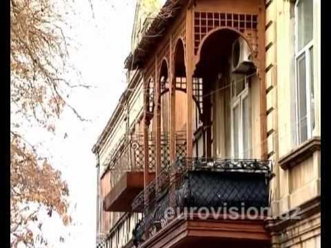 Travel to Azerbaijan  Part One: Inner City