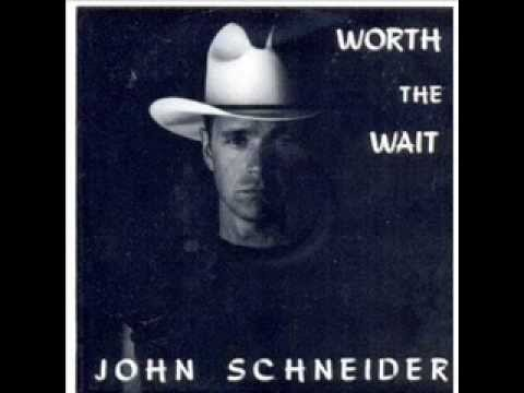John Schneider - I Can Talk to You