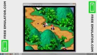 Snes9X Emulator 1.53 | Super Mario RPG: Legend of the Seven Stars [1080p HD] | Super Nintendo