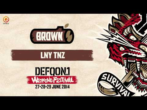 The colors of Defqon.1 mixes | Brown by LNY TNZ
