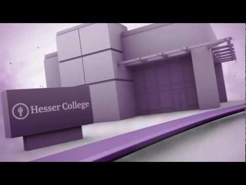 Open Doors With Hesser College