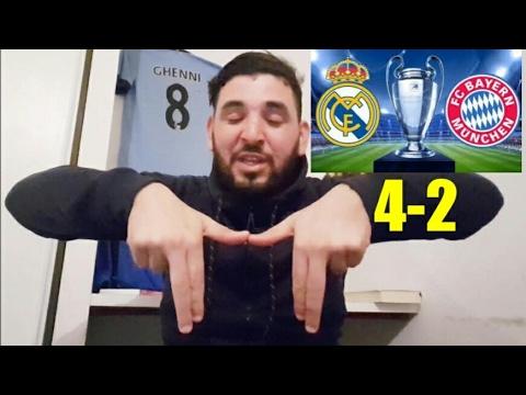 REAL MADRID VS BAYERN MUNICH 4-2 LE DEBRIEF  (MARCELOOOO) thumbnail