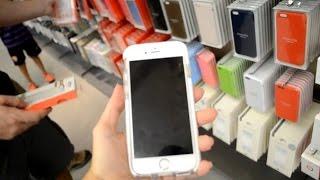 США. АЙФОН 6 почти БЕСПЛАТНО :) ЦЕНЫ на IPhone 6 в Америке!