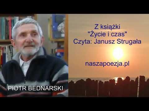 Piotr Bednarski. Kołobrzeg. Wiersze. Czyta Lektor Janusz Strugała