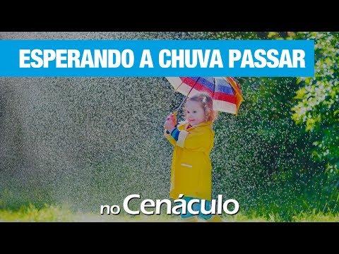 Esperando a chuva passar | no Cenáculo 03/01/2020