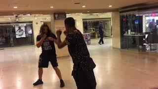 Everybody Fights - Zay Greedo vs Unknown