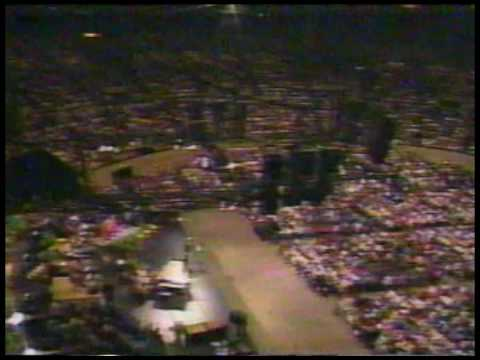 Jimmy Swaggart - A Whole Lotta People Going  Home video