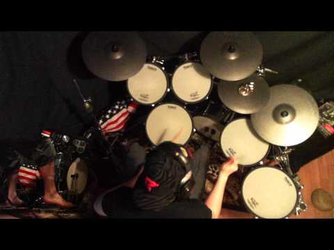 Fear Factory - Slave Labour (Drum Cover) thumbnail