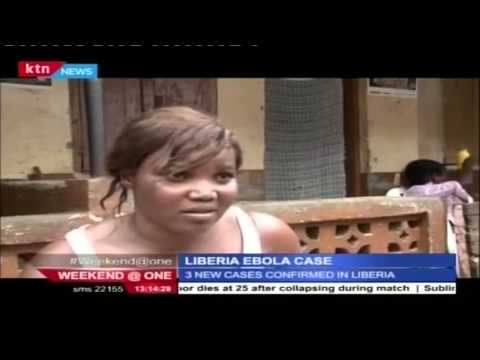 New cases of Ebola reported in Liberia
