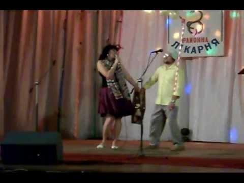 Концерт ко дню медика в Каменке 15.06.2012