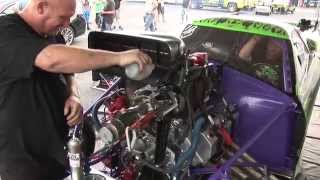 WORLDS FASTEST BLOWER CAR - Frankie Taylor 5.47@263mph