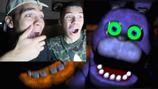 PSYCHO TEDDYS !!! Five Nights at Freddy's | PrankBrosTV