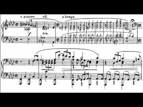 Vladimir Ashkenazy plays Scriabin sonata no. 1 Funebre [4/4]