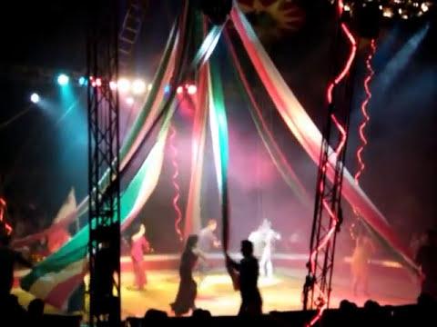 Circo Orfei Floriana Malta 1st January 2012