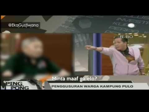 Anton Medan NYANYI! - Jangan Tunjuk-Tunjuk (@EkaGustiwana)