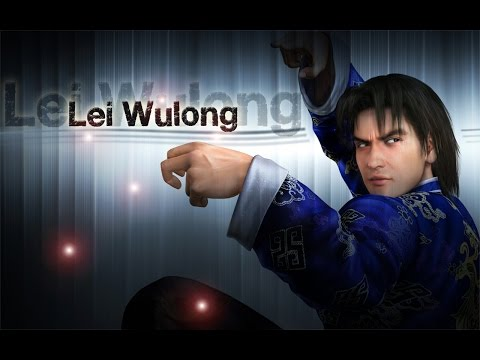 ИСТОРИЯ ОДНОГО КОПА (tekken 5 - Lei Wulong) video