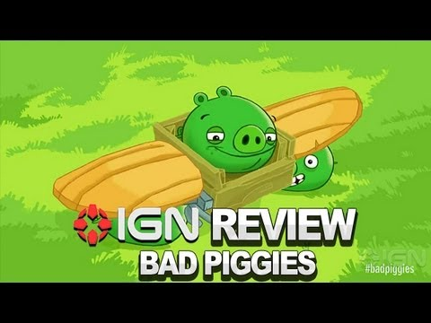 Bad Piggies Video Review - IGN Review